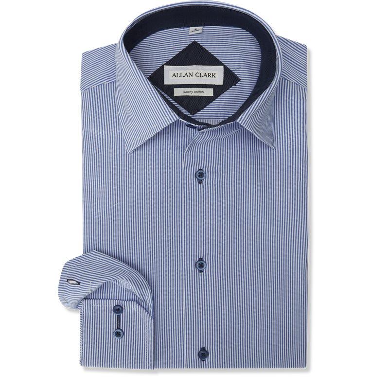 Allan clark - jackson skjorte fra allan clark fra Edgy